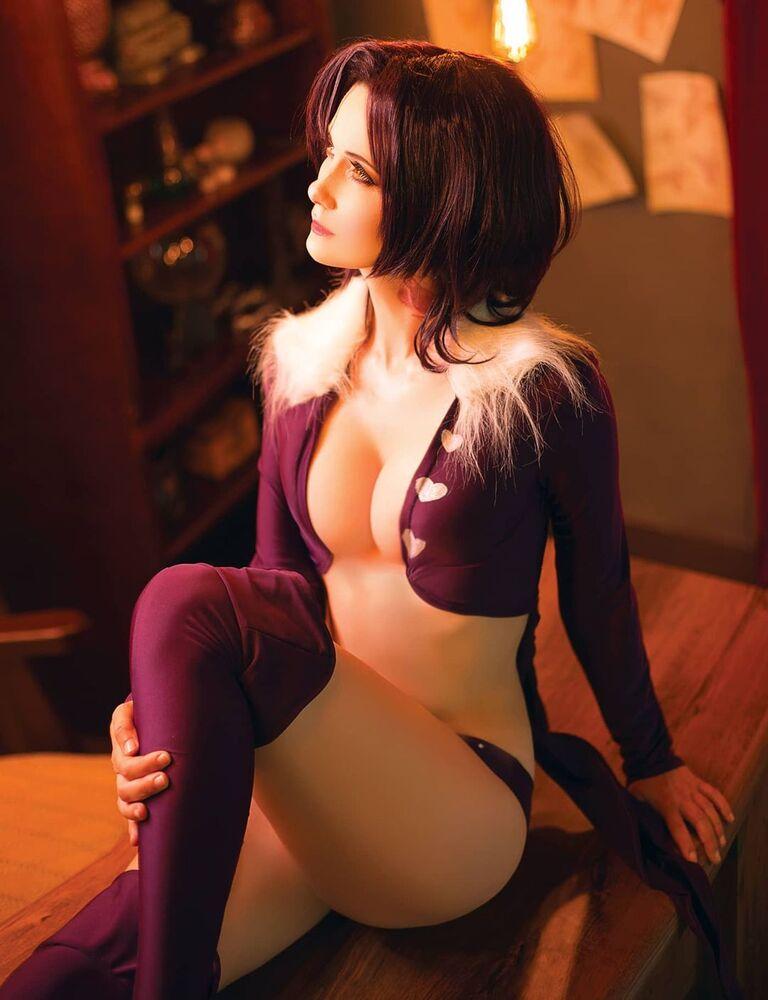 Поклонница Семи смертных грехов создала красивый косплей Мерлина фото 3