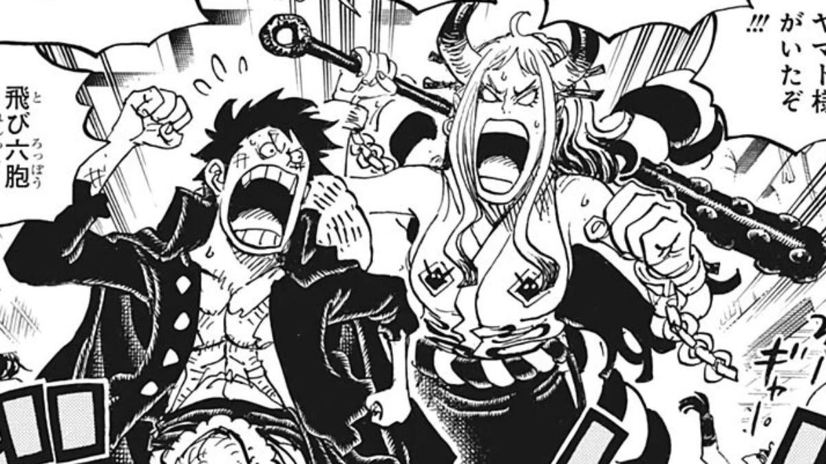 One Piece Глава 1024 Спойлеры