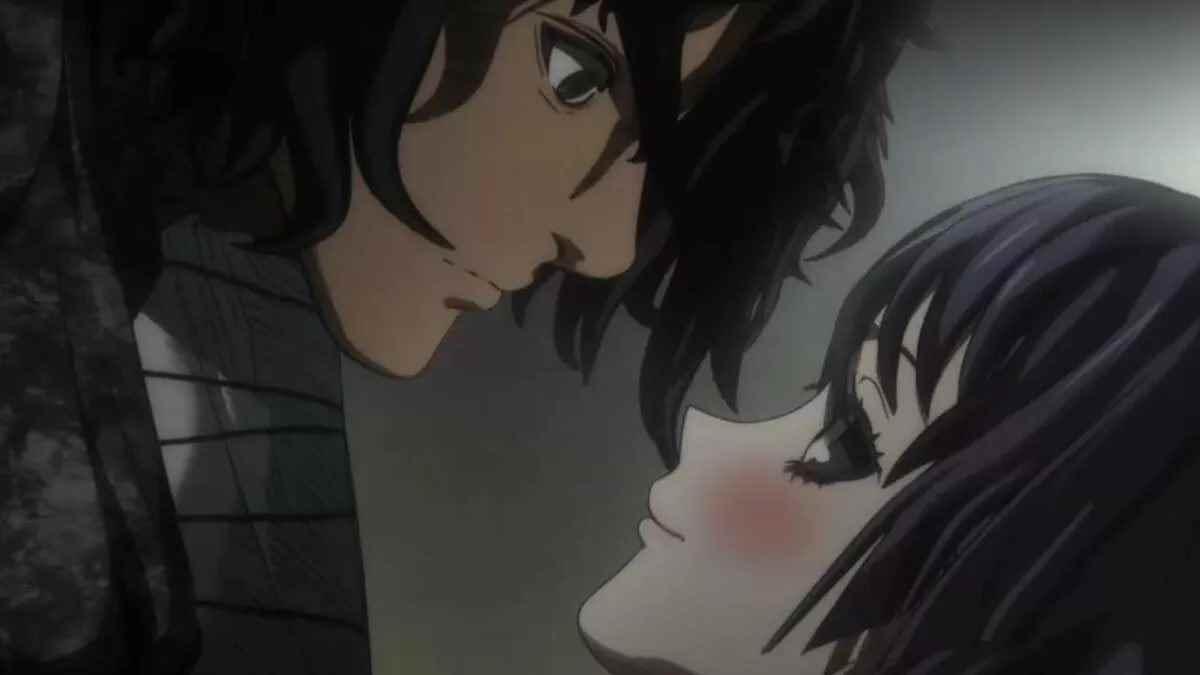 Картинка из аниме Кэнган Асура (1)