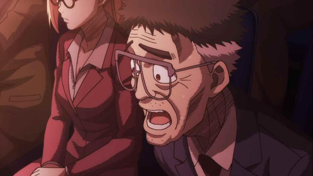 Картинка из аниме Кэнган Асура (17)