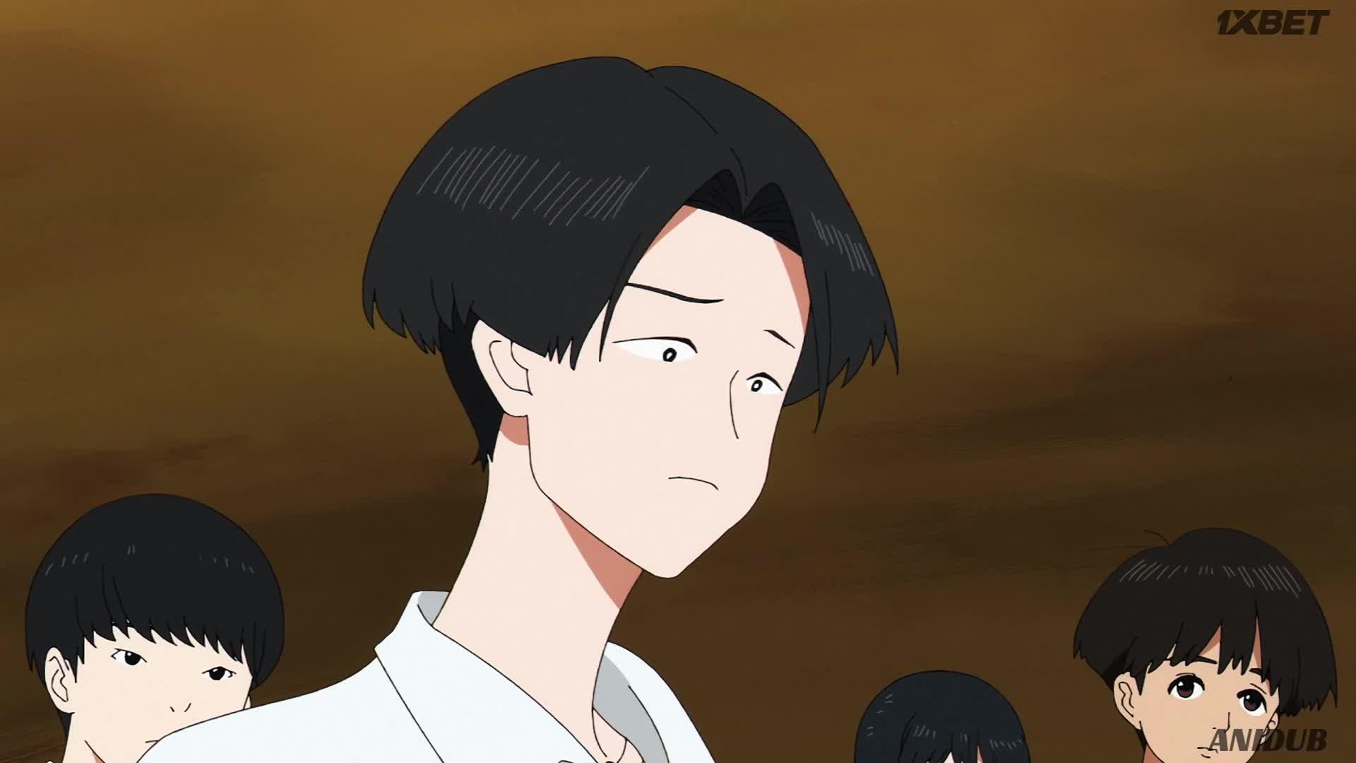 Прикольная картинки из аниме Сонни Бой (28)